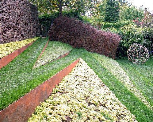 Ornamental grasses - diseo de jardines urbanos