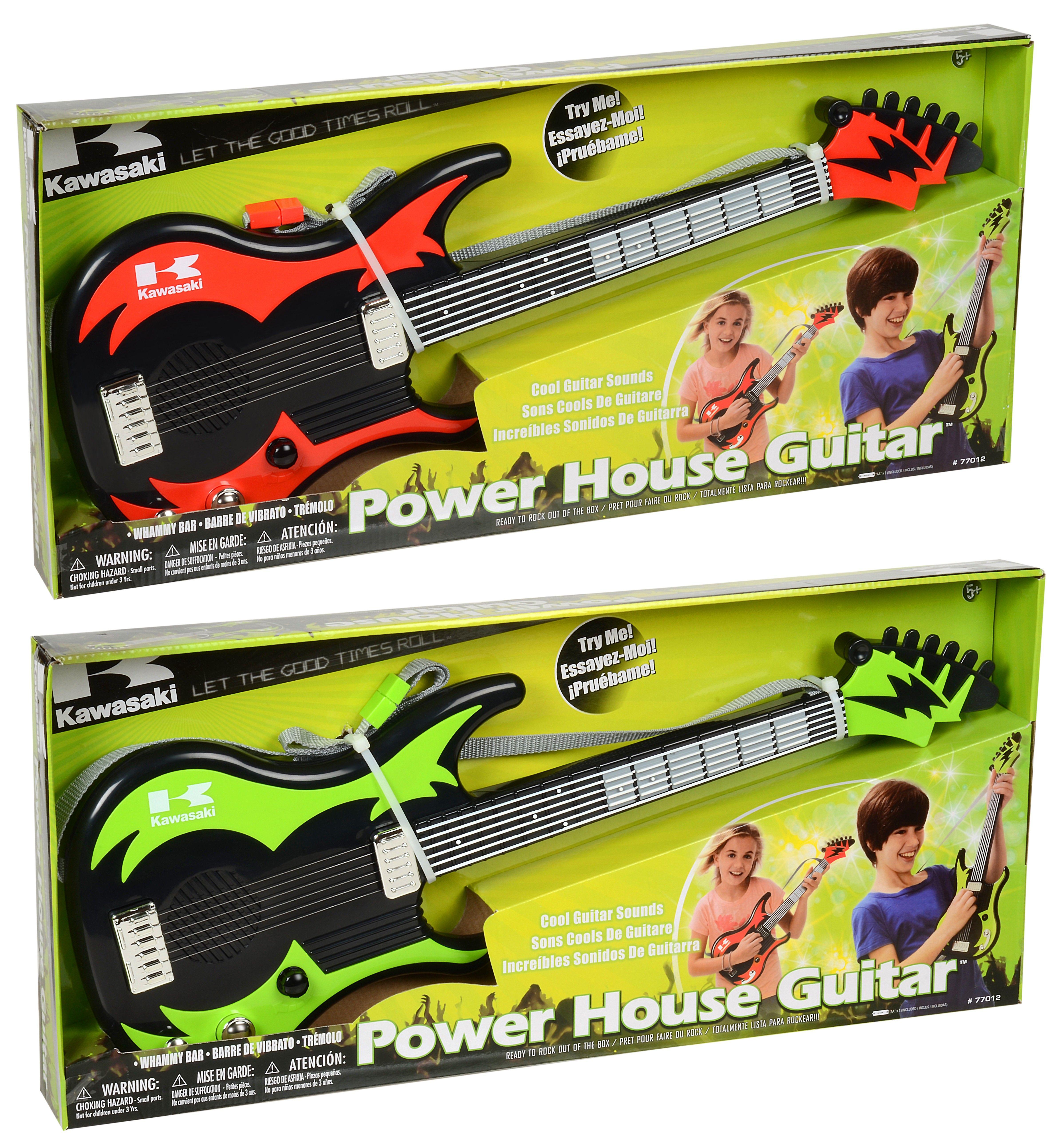 Power House Guitar Kawasaki Guitars Pinterest Guitar