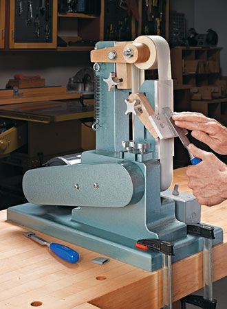 4 In 1 Belt Sander Woodsmith Plans Woodworking Projects