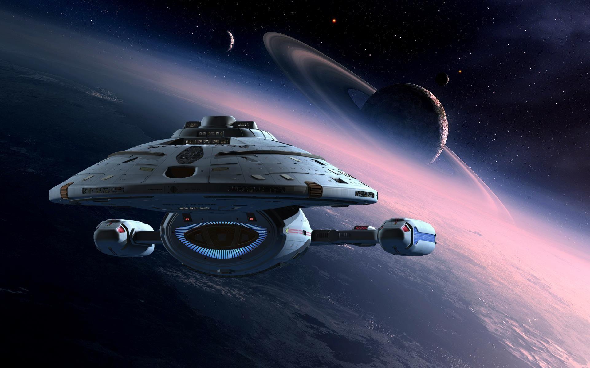 My Current Wallpaper Star Trek Voyager Star Trek Series