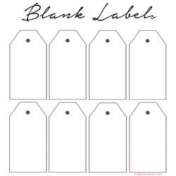 Free Printable Organizing Labels For All Your Stuff   Organizing ...