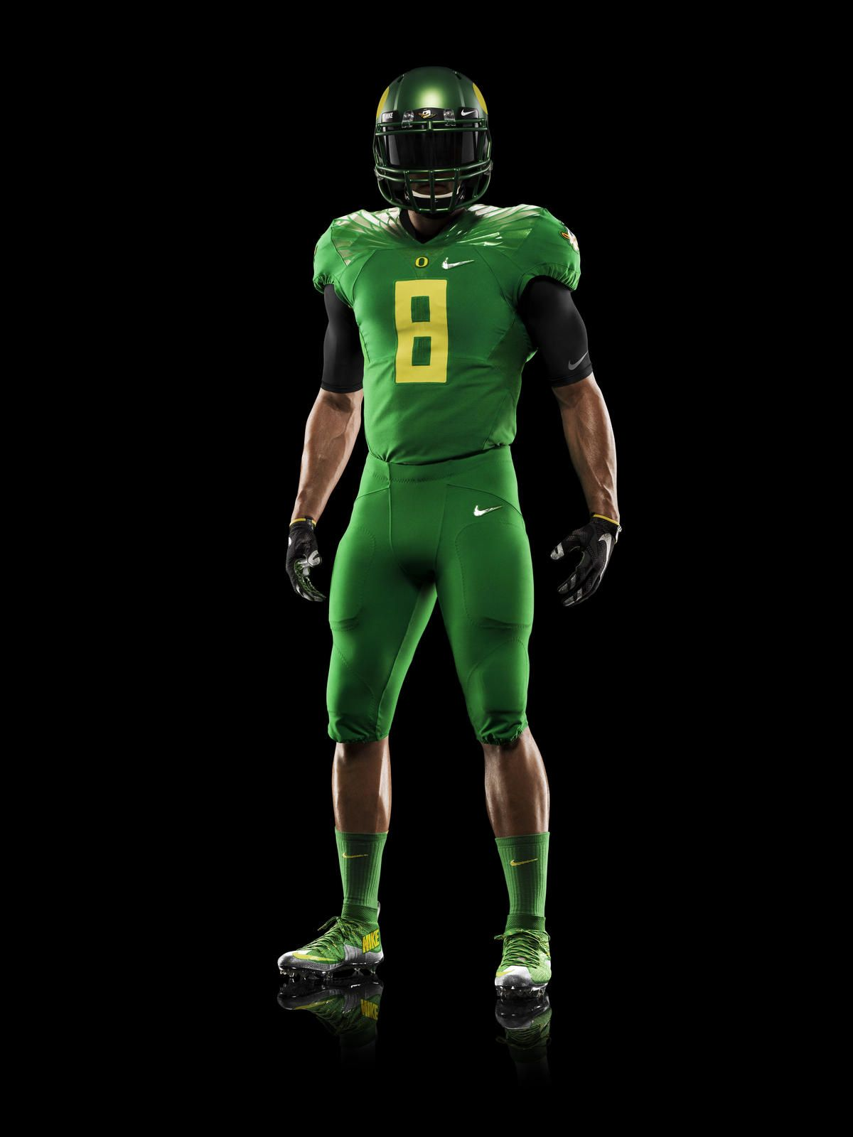 Nike Reveals College Football Playoff Uniforms to be Worn During ... 1e631a5c9