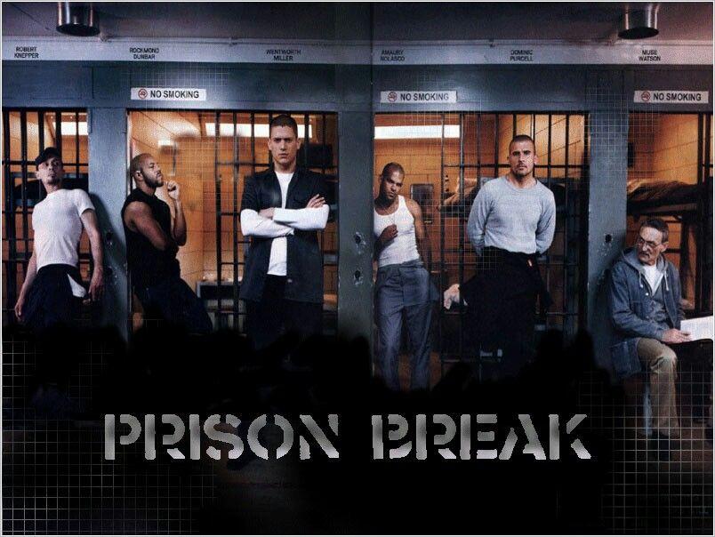 Prison Break!! - season 1