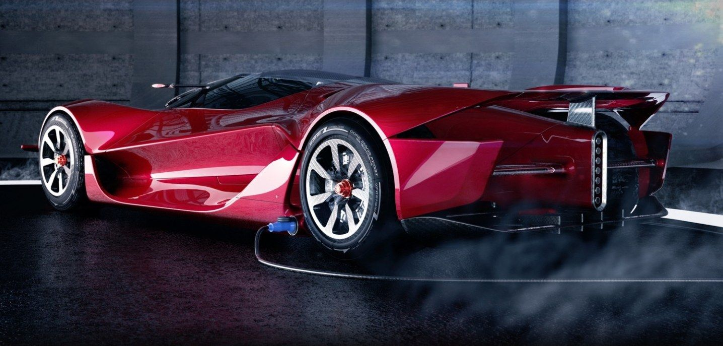 The World's First 1,500Horsepower Supercar Is Here