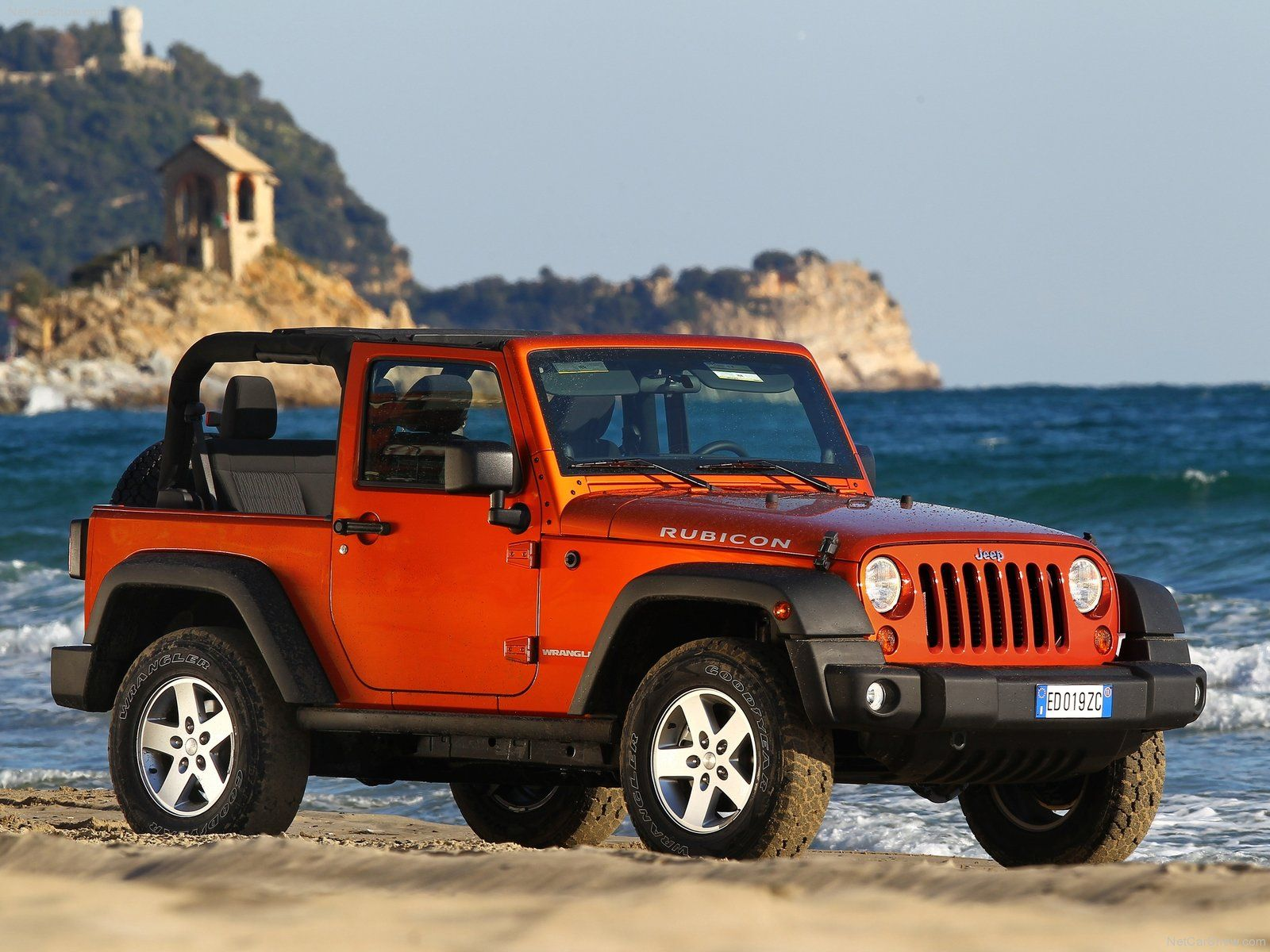 Jeep Wrangler and Sea New app for your Jeep. Jeep