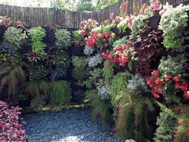 20 idées pour sublimer votre clôture de jardin | Garden ideas, Yards ...