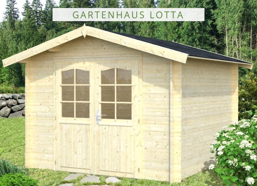Palmako Gartenhaus Lotta 7,3 m² FRB2829294