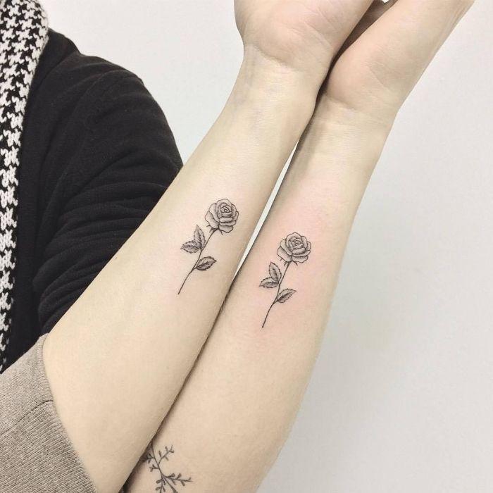 Die Sussen Mini Tattoos Erobern Jetzt Die Tattoo Szene Tattoo