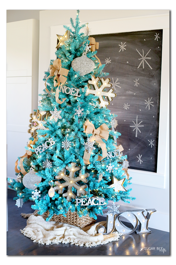 Pin De Anggie Villao En Hogar Navidad Navidad 2017 Y Navidad 2016 - Decoracion-de-arboles-de-navidad