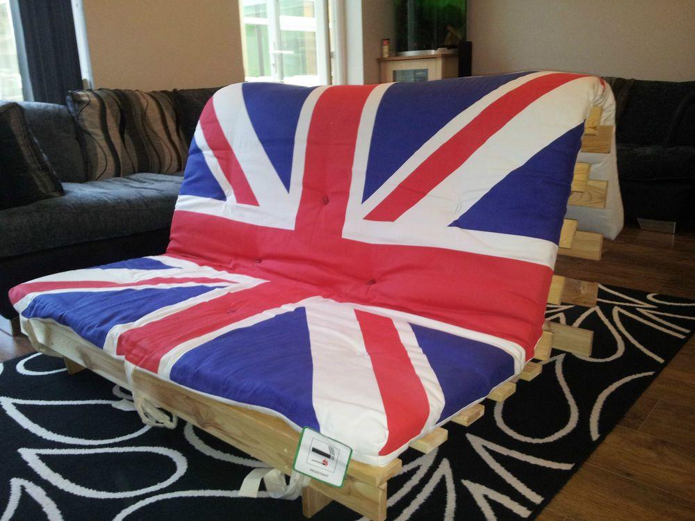 ikea kvidinge 22433 union jack sofa bed futon bet your arse i m a rh pinterest cl  ikea klippan union jack sofa cover