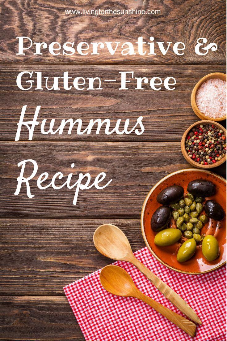 Glutenfree proteinpacked hummus recipe recipes