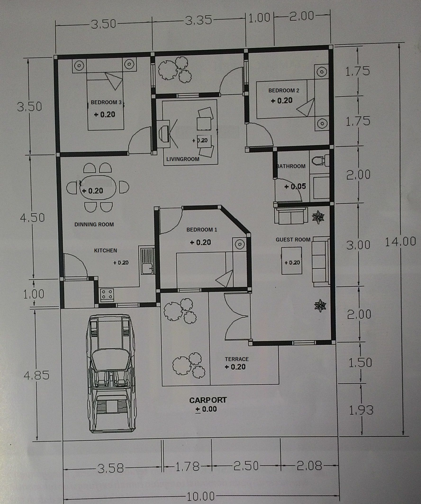 Small House Design Aesthetic And Functional Small House Design