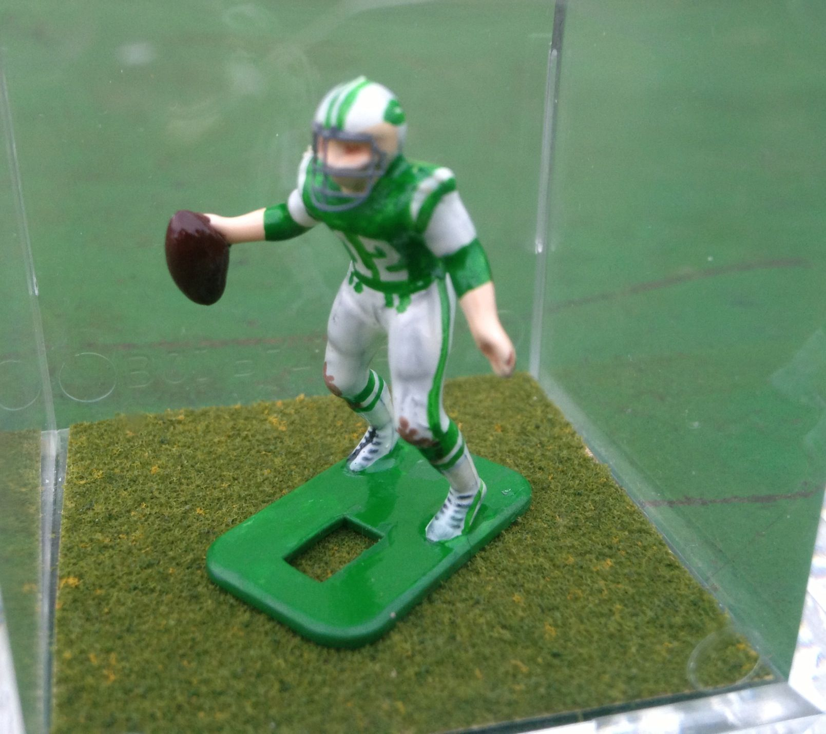 My custom electric football players that i painted this