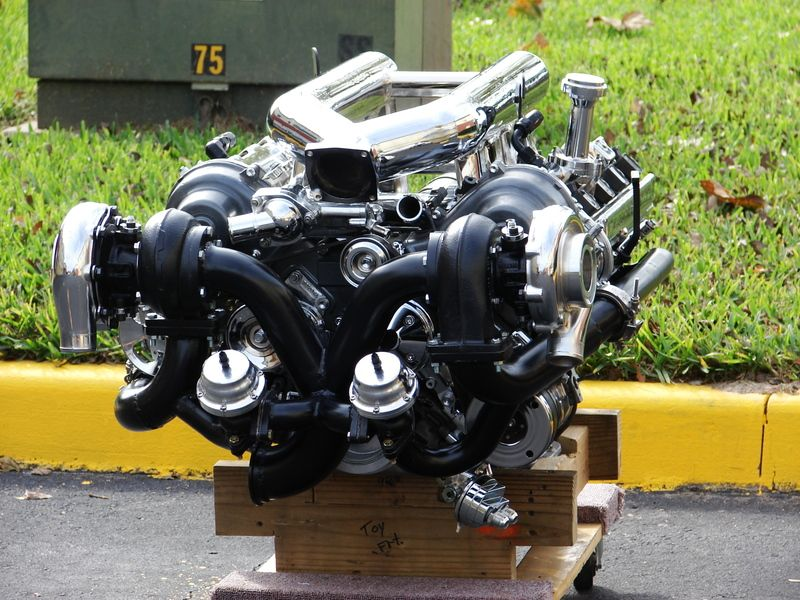 Twin Turbo kit for UZ engines – 1UZ-FE, 2UZ-FE, 3UZ-FE » 2UZ