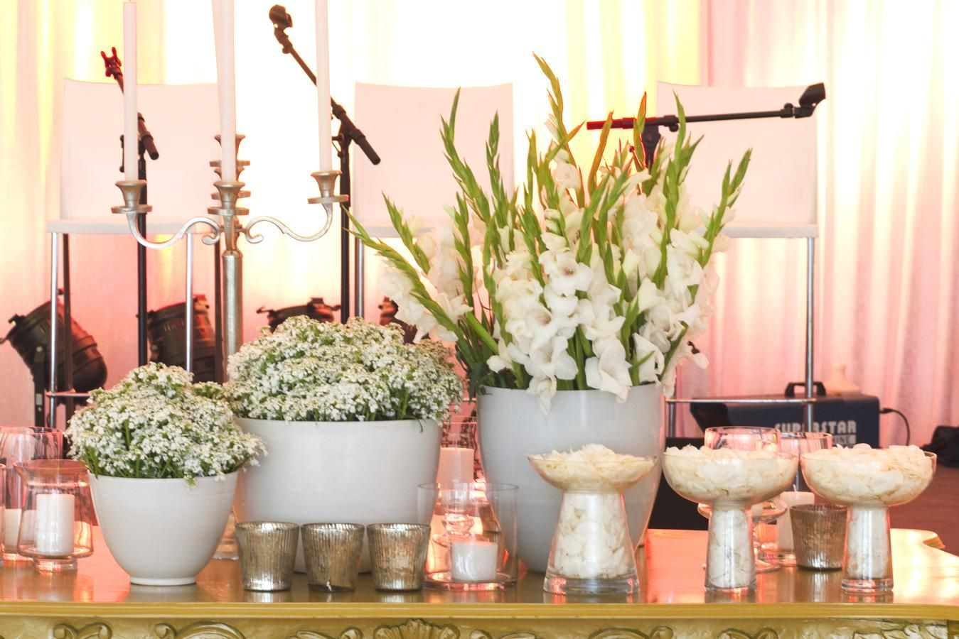Decor inspiration for a corporate event