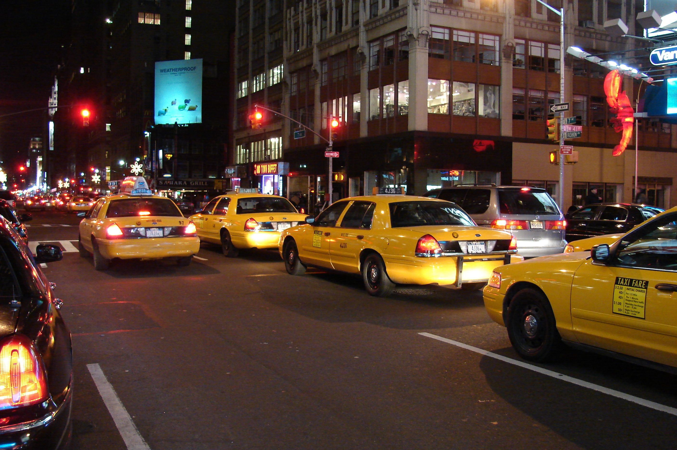 When you book an airport taxi service, choose a service that