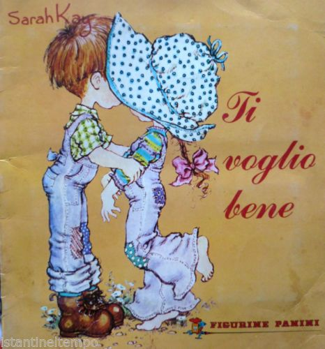 260008dbf0cc1f CS3-ALBUM-FIGURINE-PANINI-SARAH-KAY-TI-VOGLIO-BENE-1980-SEMI-COMPLETO