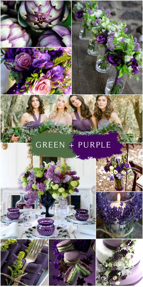 50+ Unique Wedding Color Combos for 2020 You'll Love | Colors for Wedding