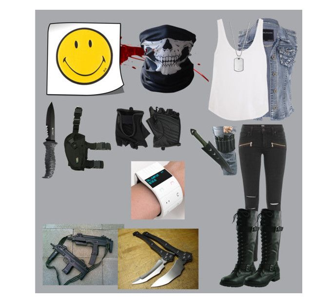 I was bored by ms-illusi0n on Polyvore featuring Frame Denim, maurices, Paige Denim, Anya Hindmarch, Reebok, Emporio Armani and Holster