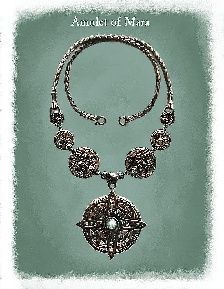 amulet mara ray lederer