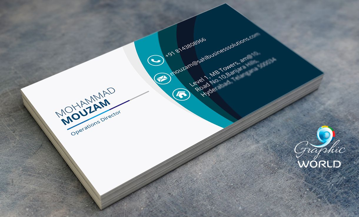 IT Consultant Business Cards http://graphicworld.co | Web Design ...