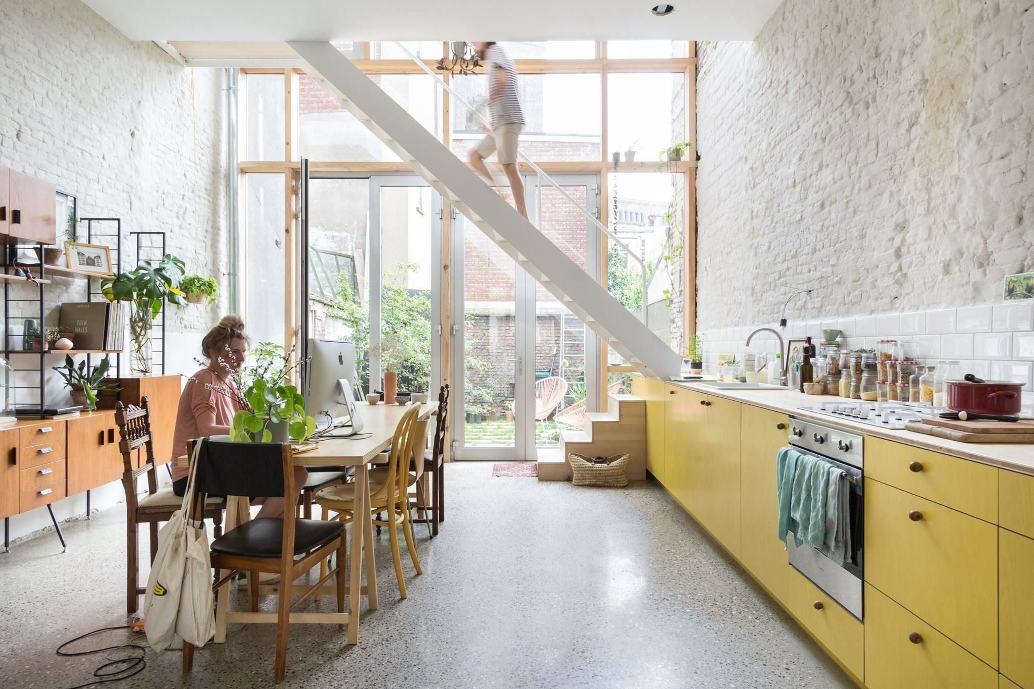 Pin von s a r a auf __ kitchen | Pinterest | Industrie-stil wohnen ...