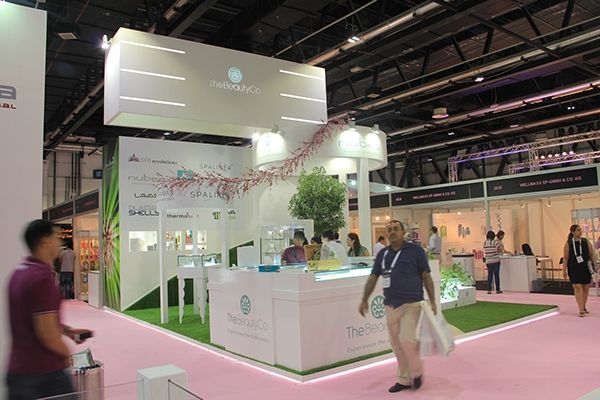 Cosmetic Exhibition Stand Design : Beauty world exhibition stands google search