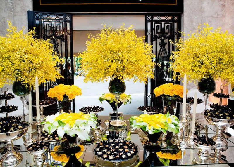 weddingyellow weddingyellow wedding decoryellow wedding decorationswedding favors - Yellow Decor
