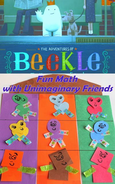 Little Games with Colors Shapes and Tables for Kids The Adventures of Beekle