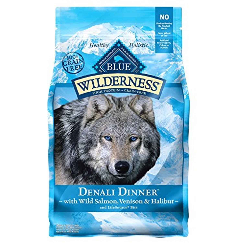 4 Lb Protein Rich Grain Free Denali Dinner Adult Dog Food