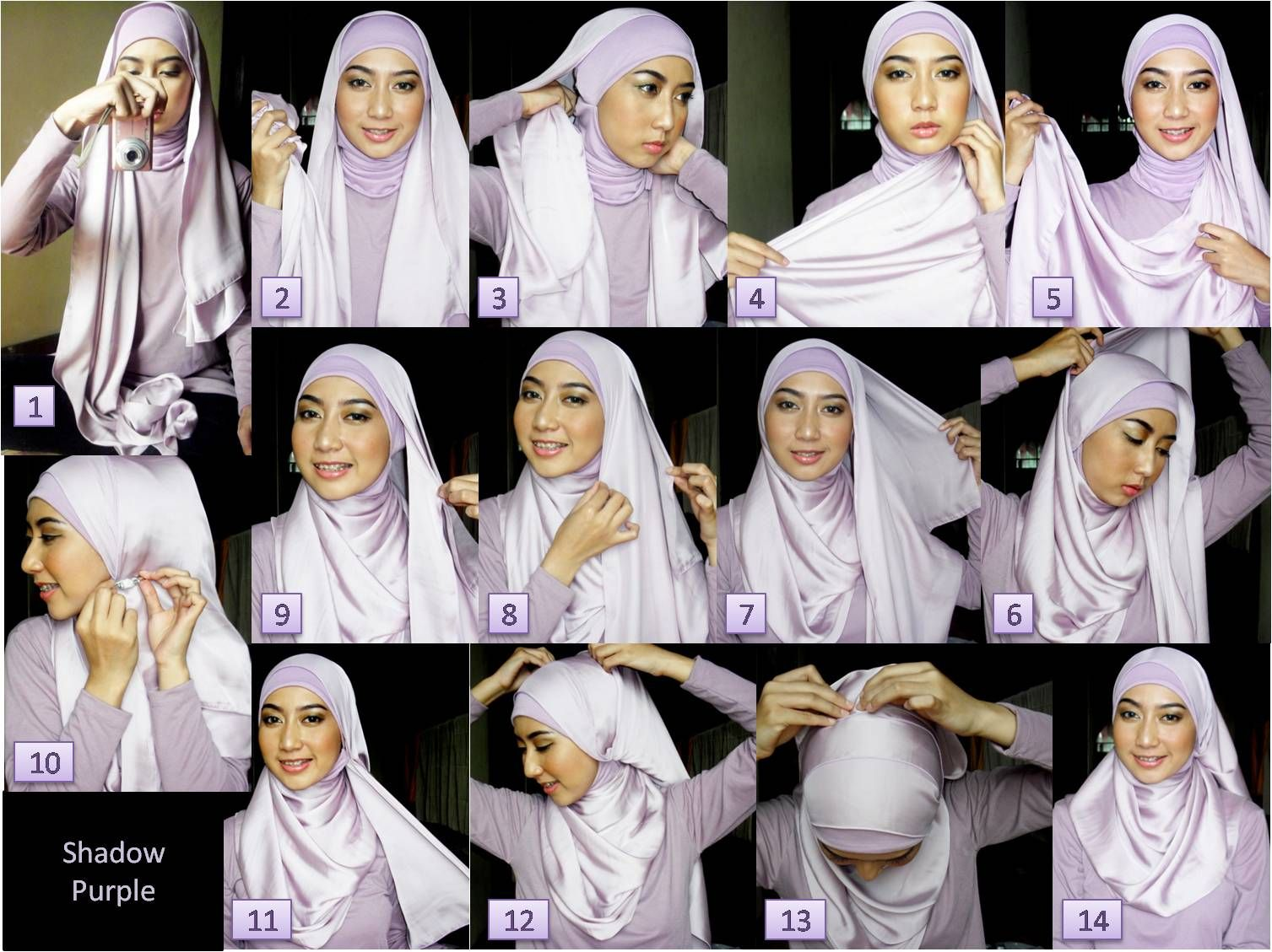 Unique Hijabtutorial Hijab Paris Terbaru 17 Best Images About
