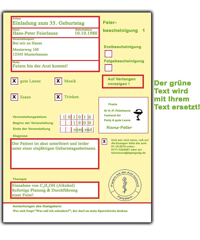 10 Stück zum Ausfüllen Einladung Karte Geburtstagskarte Geburtstagseinladungen