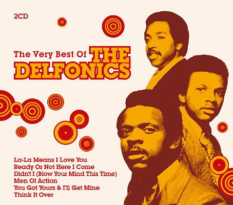 The Delfonics Music Pinterest Soul Singers Singers And Music