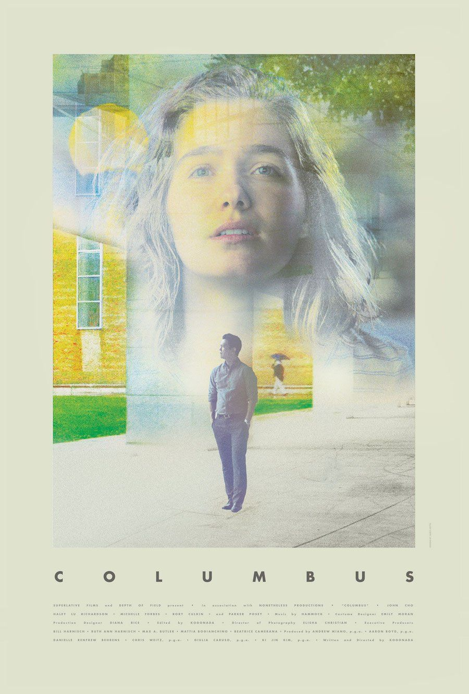 """Képtalálat a következőre: """"columbus Kogonada poster"""""""