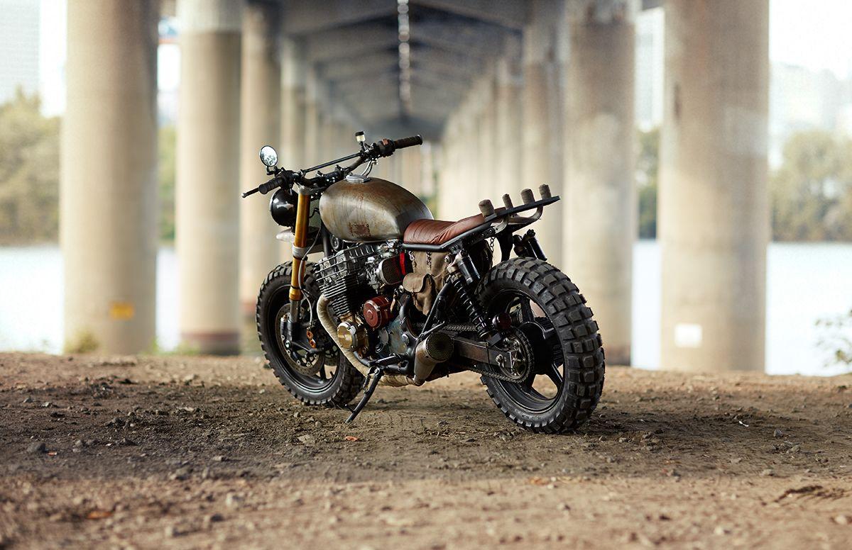 En ægte zombie-motorcykel - Bilmagasinet.dk
