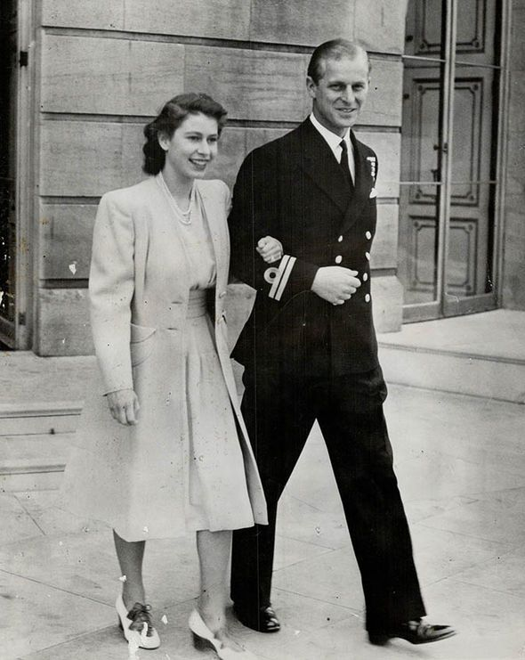 Young Prince Philip In Pictures The Dashing Duke Of Edinburgh Then And -2621