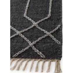Photo of benuta Naturals Wollteppich Sienna Grau 200×300 cm – Naturfaserteppich aus Wollebenuta.de
