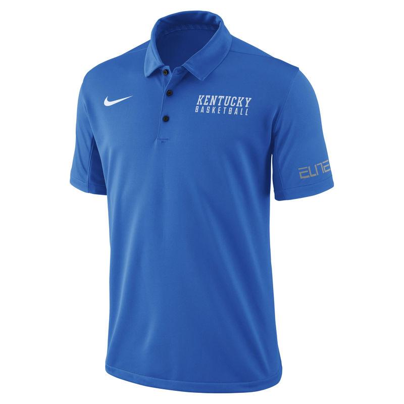 Kentucky Wildcats Nike 2017-2018 Coaches Elite Basketball
