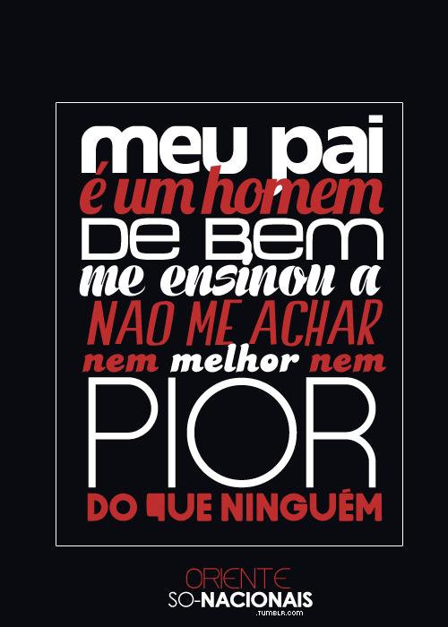 Se Você Acha Que A Música Brasileira Não Presta é Porque Não Soube
