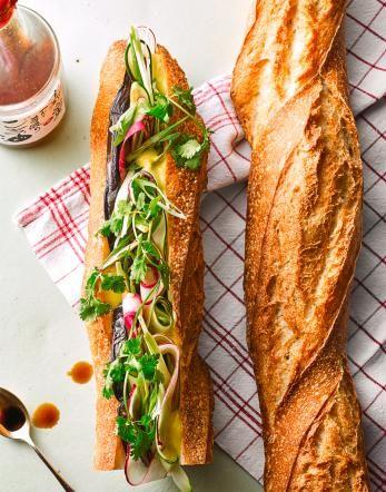 Vietnamesisches Rezept Bánh mì Redaktion Anna Pearson; Fotos - alma küchen essen