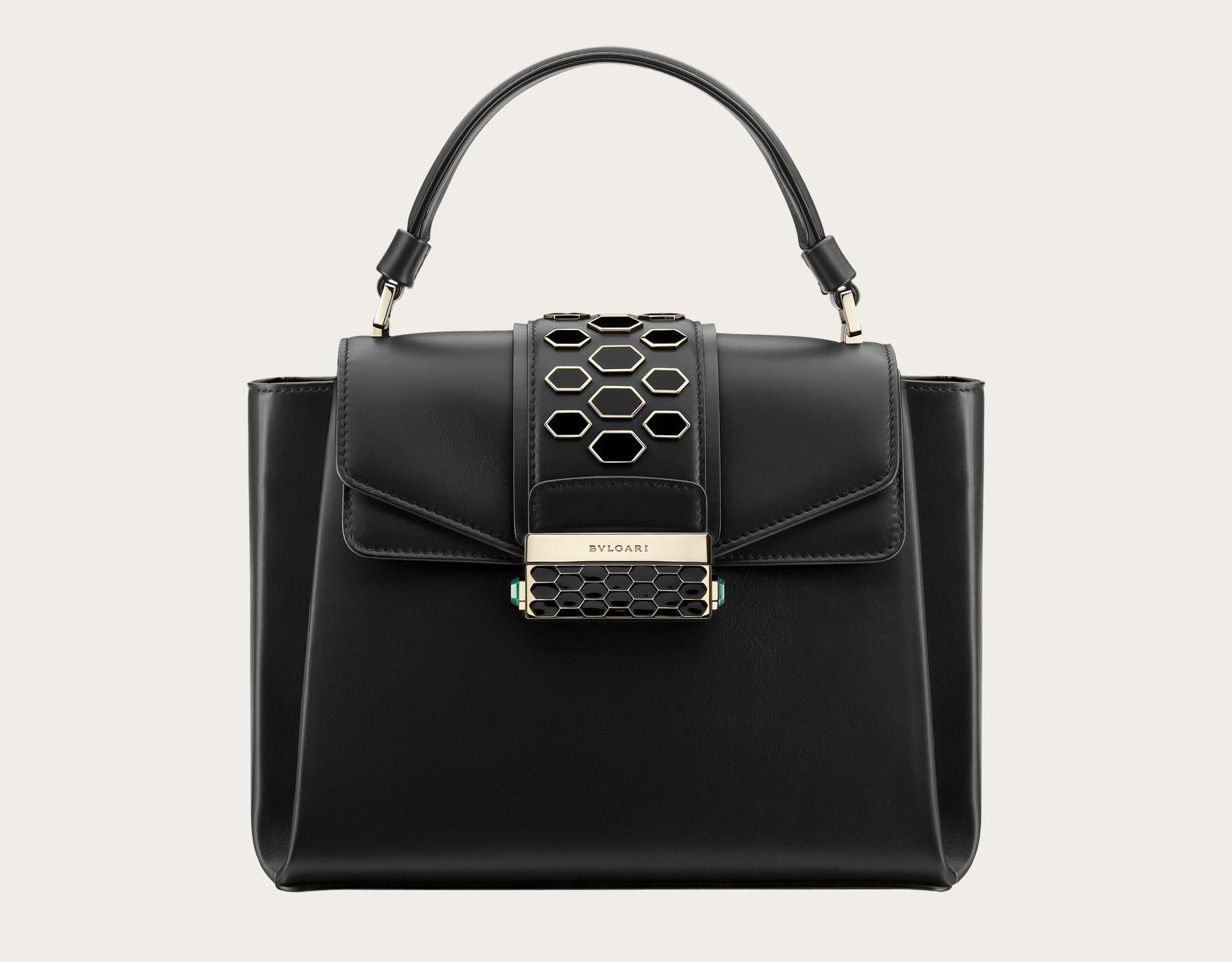 128e4c3db83b Top Handle bag Serpenti Viper 282366 - Discover BVLGARI s collections and  read more about the magnificent