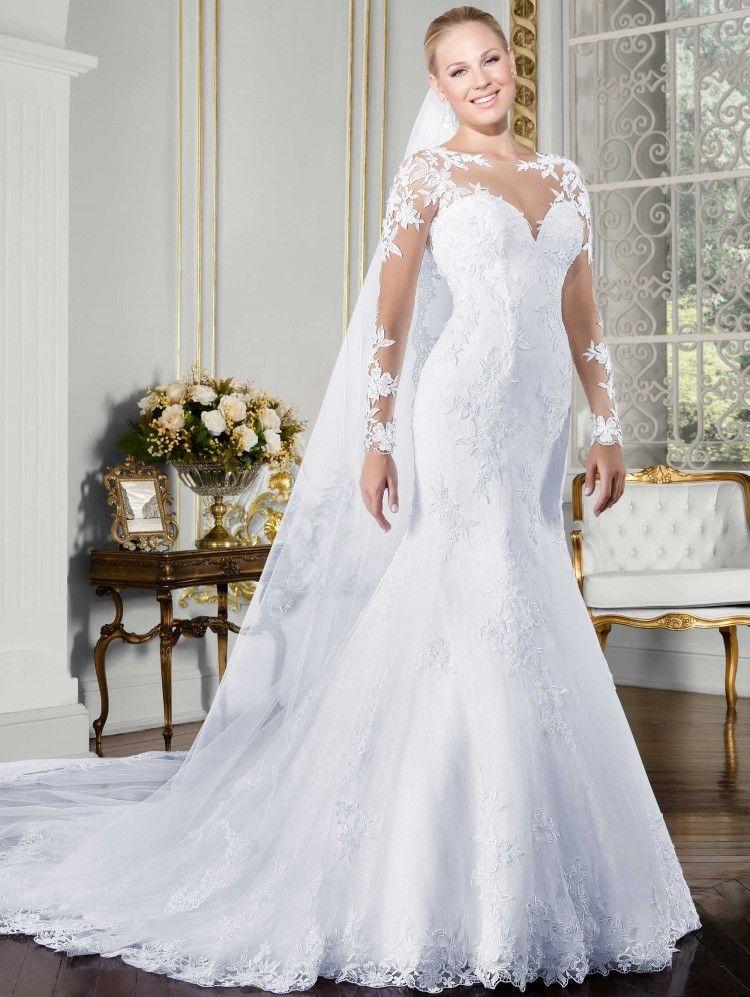 Vestido de noiva Nadinenadine