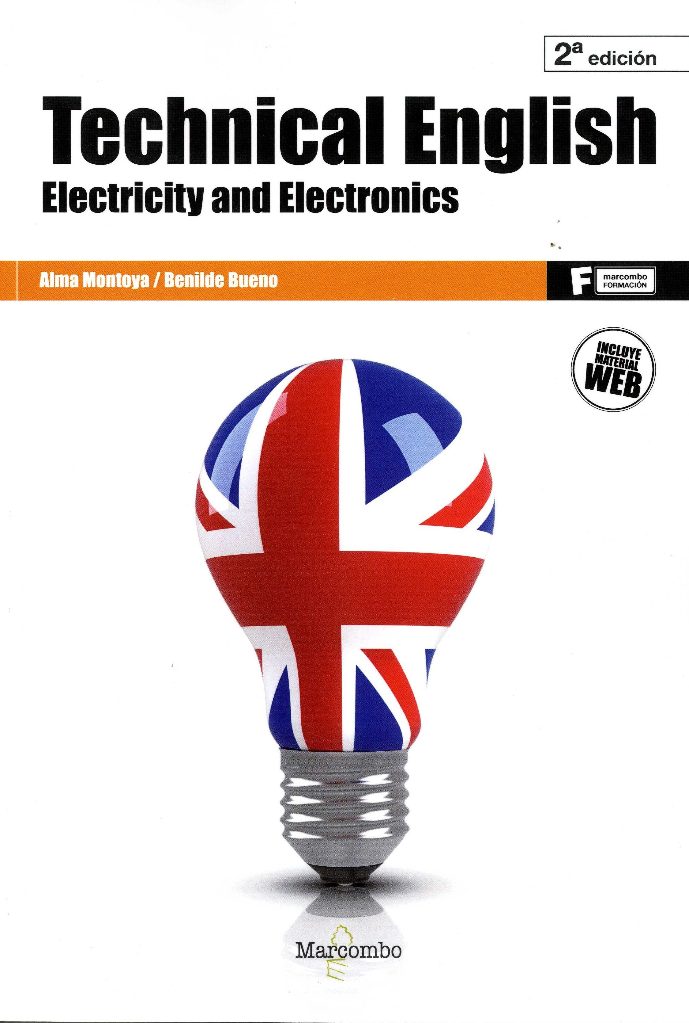 Technical english electricity and electronics / Alma