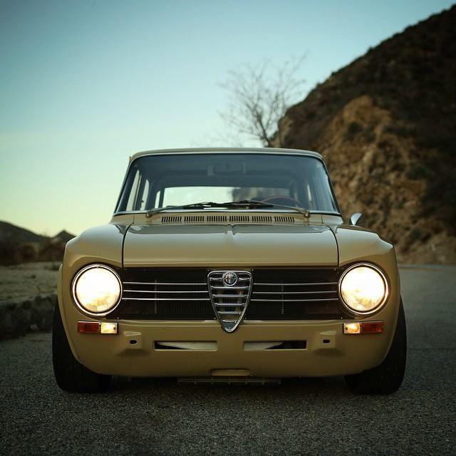 Voiture Vintage, Alfa Roméo