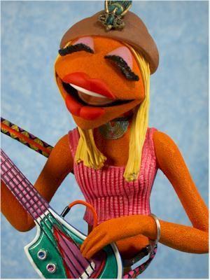 Muppets Janice Costume