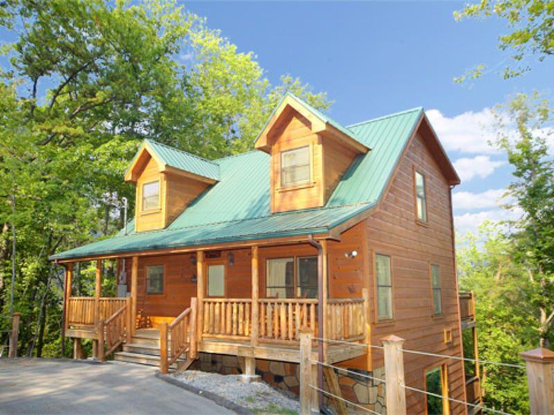 Superieur Gatlinburg Cabin Rentals | Gatlinburg Cabins By Wyndham Vacation Rentals