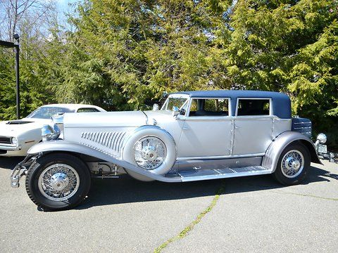 Dragone Classics Including Murphy Bodied Duesenberg To Be