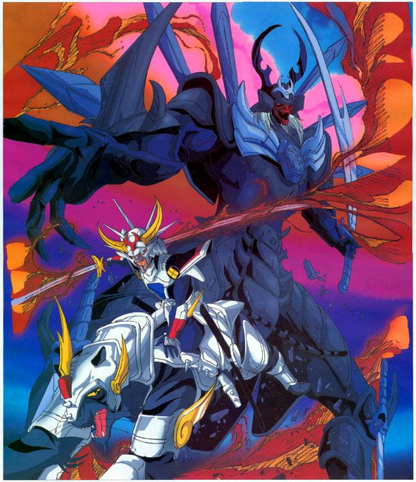 Samurai troopers yoroiden samurai troopers ronin - Ronin warriors warlords ...