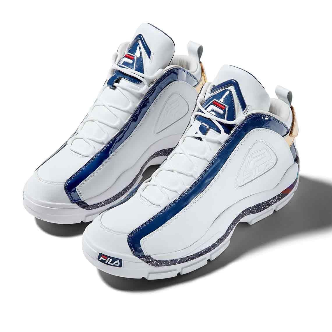 Grant Hill's Greatest Sneaker Moments   Complex