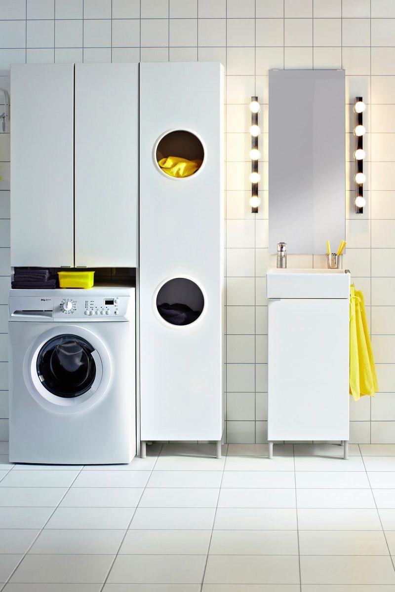 Lillangen Wascheschrank Weiss Ikea Deutschland V Roku 2020